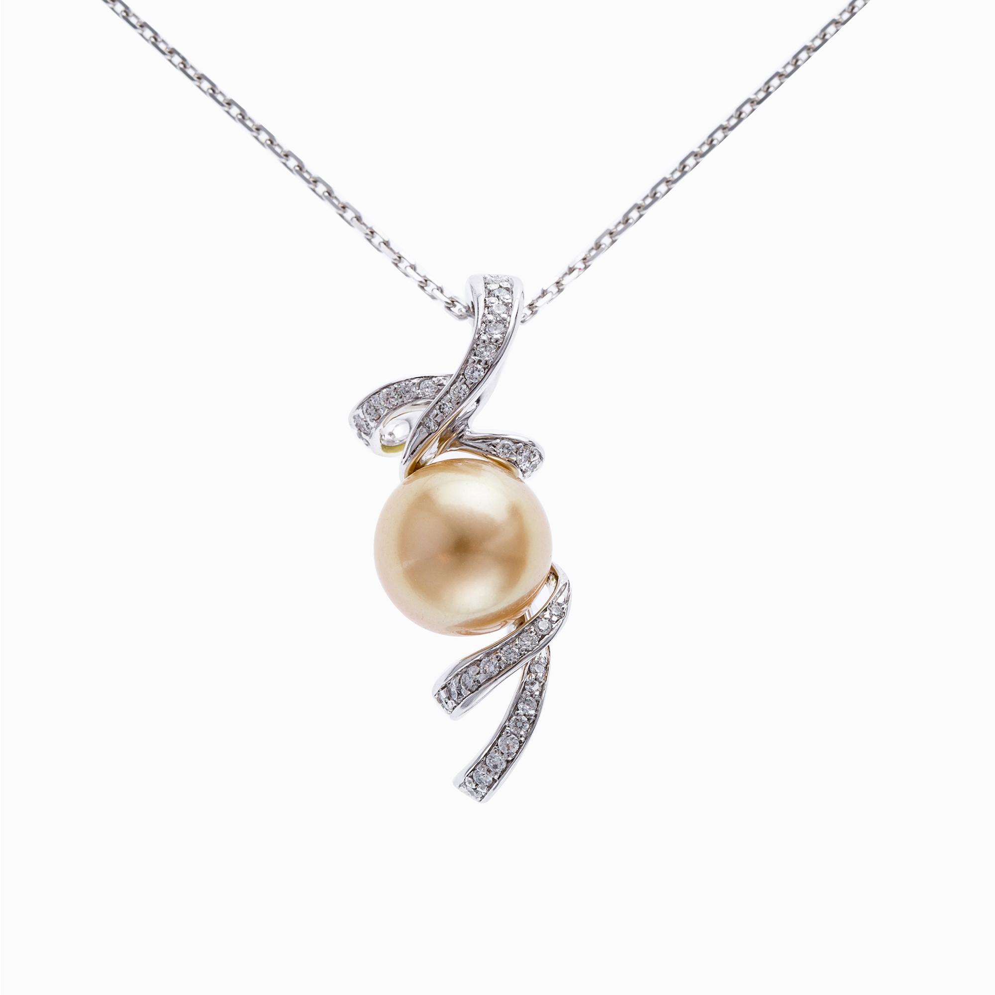 bague mariusse bonnet pendentif perles des mers du sud